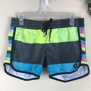 "Hurley Supersuede 5"" Kingsroad Beachrider Shorts S"